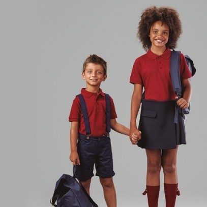 POLO ENFANT UNISEXE ADAM KIDS