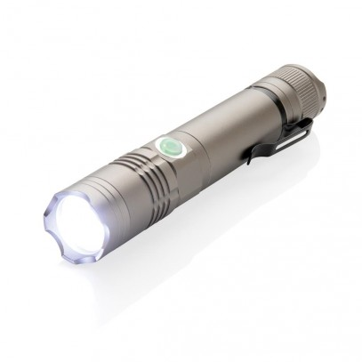 LAMPE TORCHE 3W RECHARGEABLE