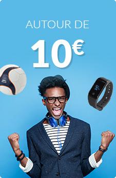 Autour de 10€
